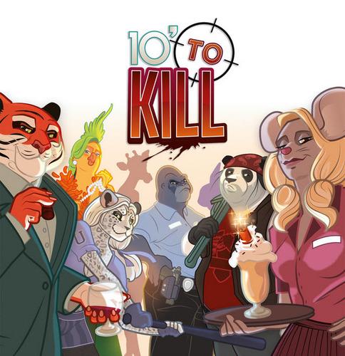 10' to Kill imagine