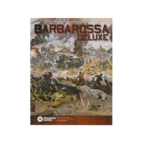 Barbarossa Deluxe: The Russo-German War - 1941-1945
