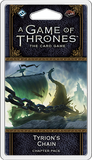 A Game of Thrones: The Card Game (ediția a doua) – Tyrion's Chain imagine
