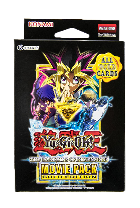 Yu-Gi-Oh!: Movie Pack: Gold Edition imagine