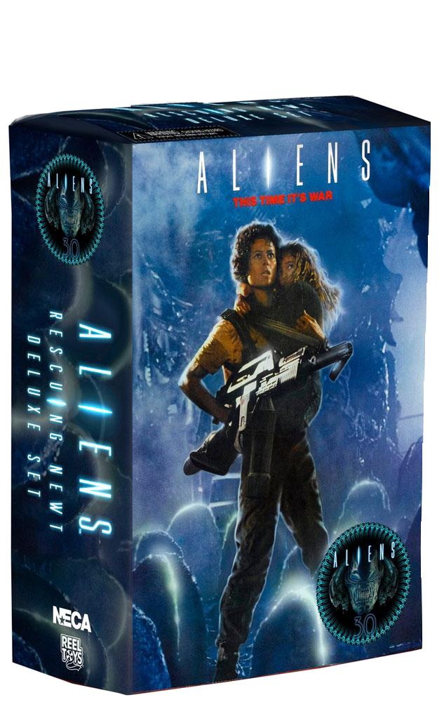 Aliens - Deluxe Ripley & Newt Pack 30th Anniversary imagine