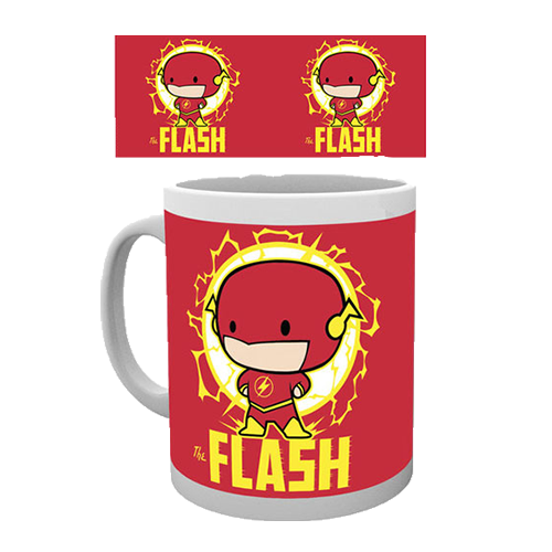 Cană DC Comics: Flash Chibi imagine