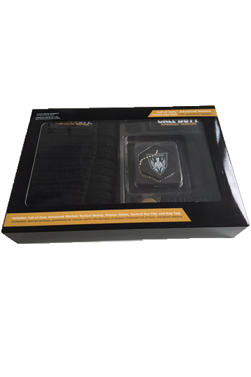 Call of Duty Advanced Warfare: Gift Set Sentinel Logo imagine