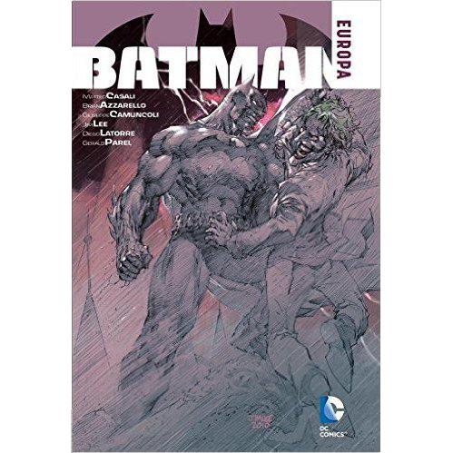 Batman Europa HC