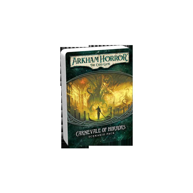 Arkham Horror: The Card Game - Carnevale of Horrors Scenario Pack imagine