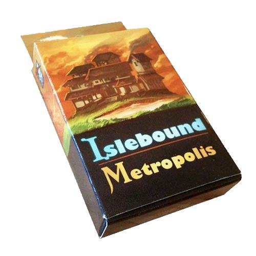 Islebound: Metropolis