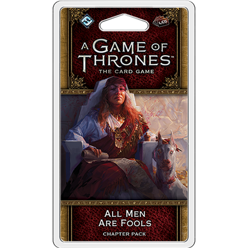 A Game of Thrones: The Card Game (ediția a doua) – All Men are Fools imagine