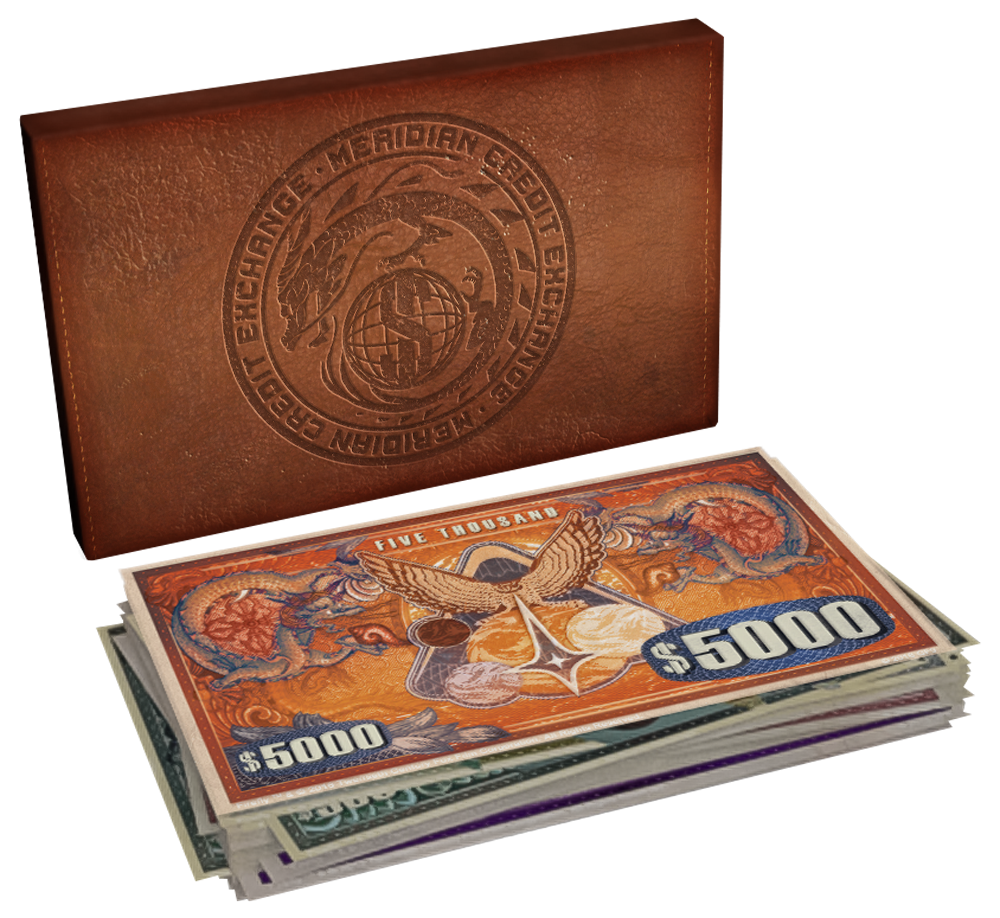 Firefly: The Game – Big Money