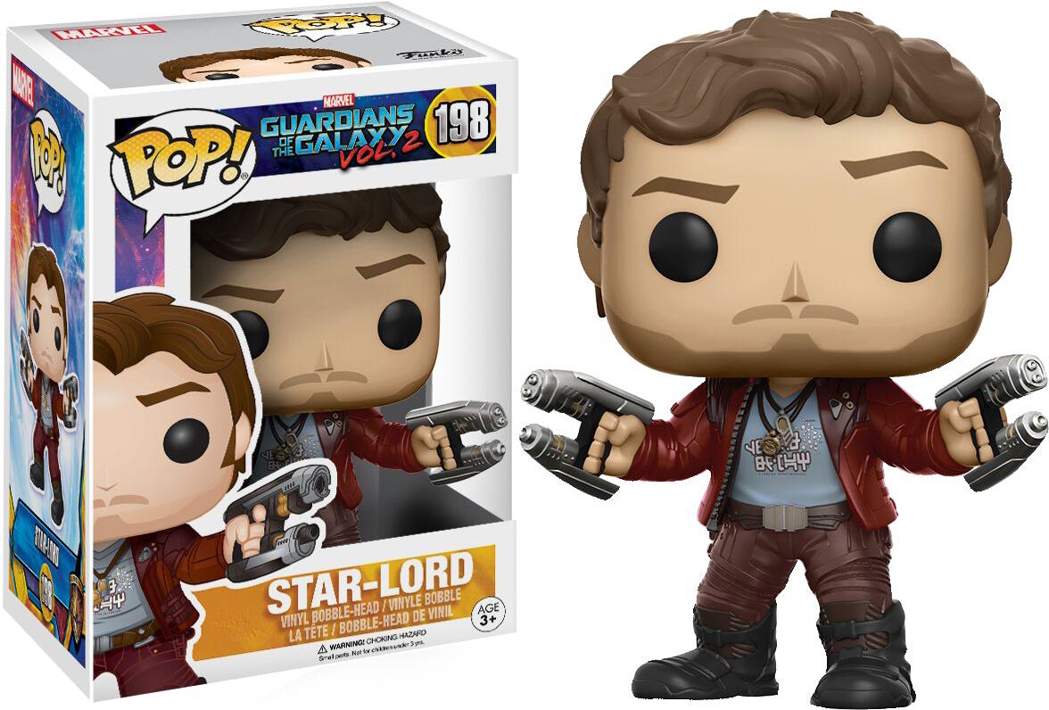 Funko Pop: Guardians of the Galaxy vol 2 - Star-Lord