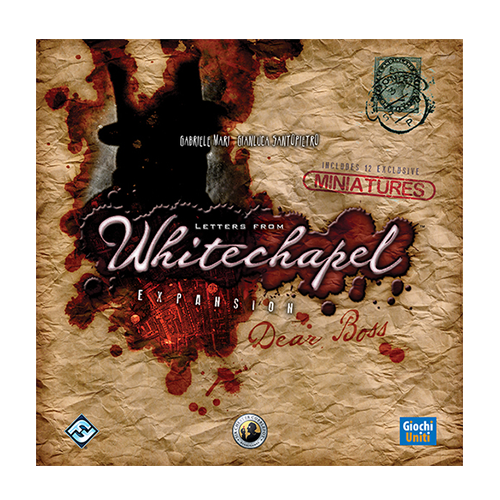 Letters from Whitechapel: Dear Boss