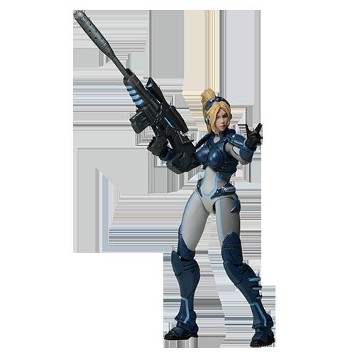 Blizzard's Heroes of The Storm Series - Nova Terra imagine