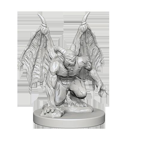 D&D Unpainted Miniatures: Gargoyles