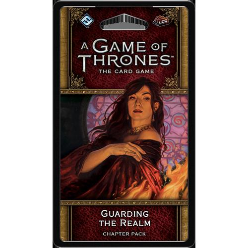 A Game of Thrones: The Card Game (editia a doua) - Guarding the Realm imagine