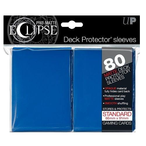 Ultra PRO Sleeves: Pro-Matte Eclipse (80) Portocaliu