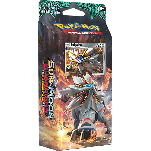 Pokemon Trading Card Game: Guardians Rising - Steel Sun
