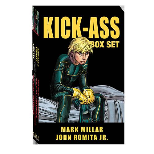 Kick-Ass: Box Set Slip Case TPB