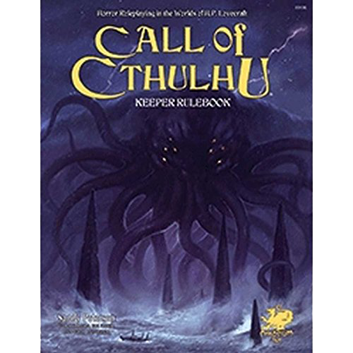 Keeper Rulebook: Call of Cthulhu 7th Edition