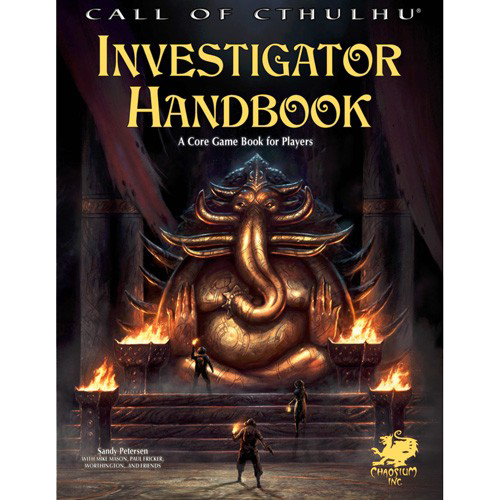 Investigator's Handbook: Call of Cthulhu 7th Edition