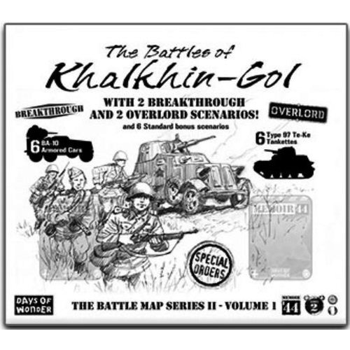 Memoir '44: Battles of Khalkhin Gol