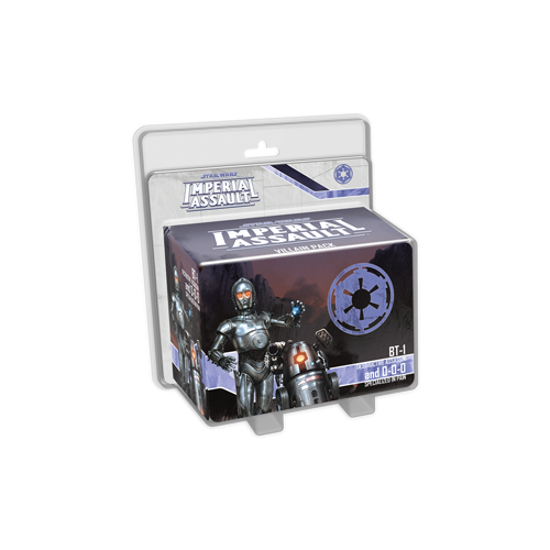 Star Wars: Imperial Assault – BT-1 and 0-0-0 Villain Pack