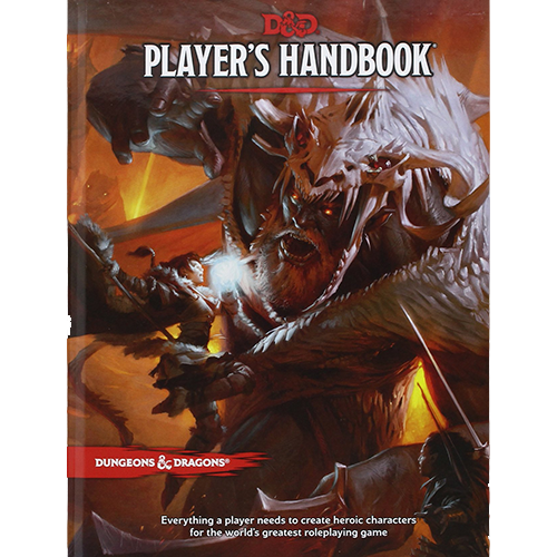 Dungeons & Dragons Core Rulebook: Player's Handbook imagine