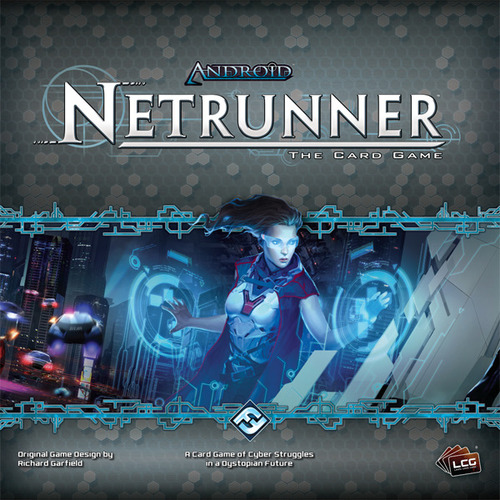 Android: Netrunner imagine