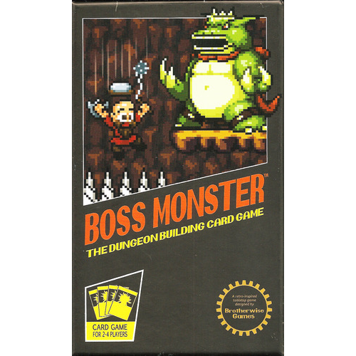 Boss Monster: The Dungeon Building Card Game imagine
