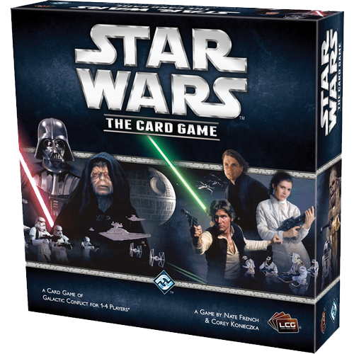 Star Wars: The Card Game imagine