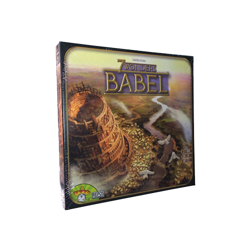 7 Wonders: Babel imagine