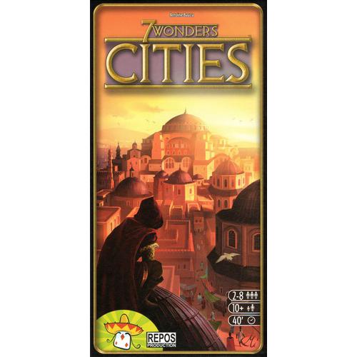 7 Wonders: Cities imagine