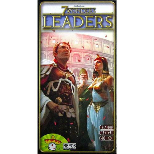 7 Wonders: Leaders imagine