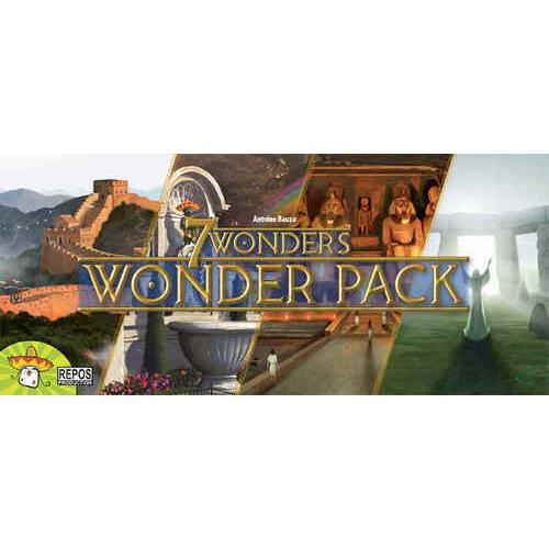 7 Wonders: Wonder Pack imagine