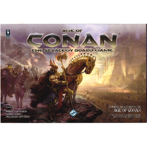 Age of Conan: The Strategy Boardgame