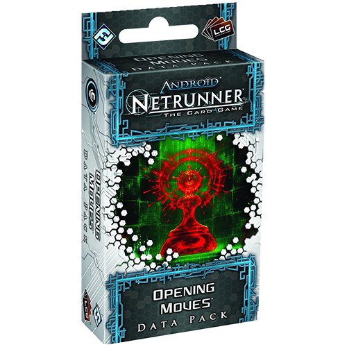 Android: Netrunner - Opening Moves Data Pack