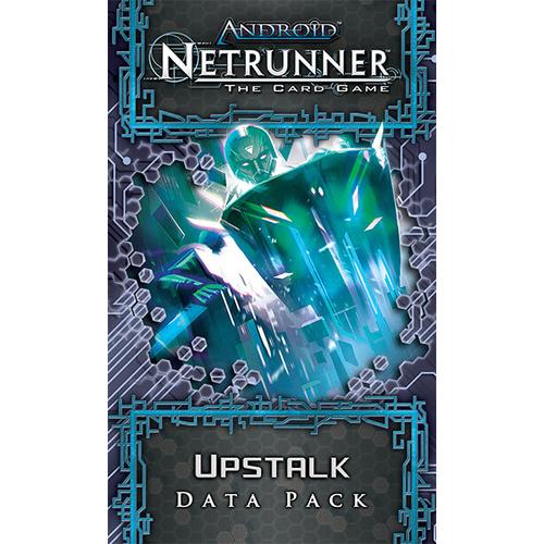 Android: Netrunner - Upstalk Data Pack