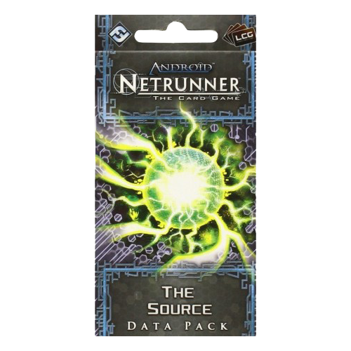Android: Netrunner - The Source Data Pack