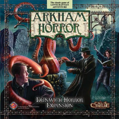 Arkham Horror: Dunwich Horror Expansion
