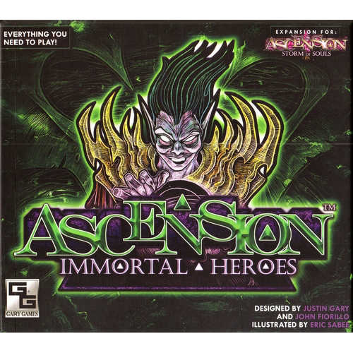 Ascension: Immortal Heroes