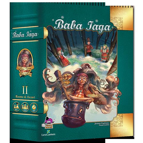 Basme şi jocuri: Baba Iaga