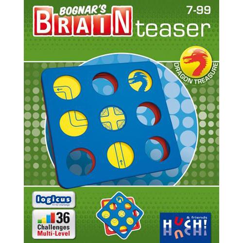 Bognar's Brain Teaser: Dragon Treasure