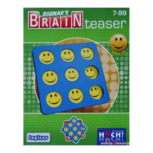 Bognar's Brain Teaser: Smile