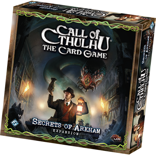 Call of Cthulhu: The Card Game – Secrets of Arkham