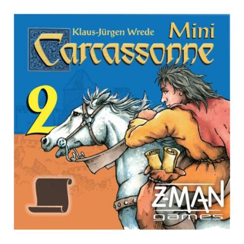 Carcassonne Mini 2: The Messengers