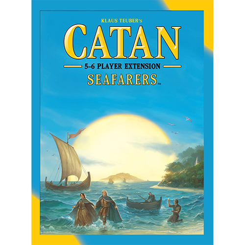 Catan: Seafarers – 5-6 Player Extension