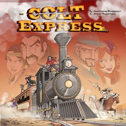 Colt Express (ediție în limba română)