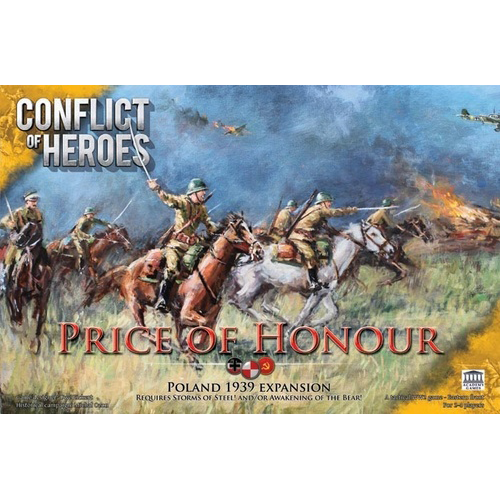 Conflict of Heroes: Price of Honour – Poland 1939