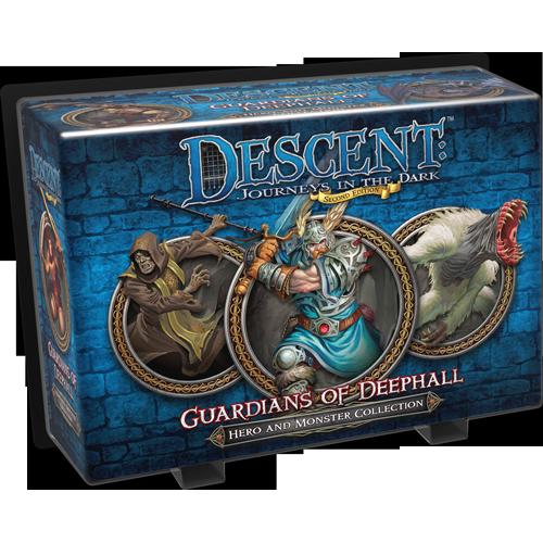 Descent: Journeys in the Dark (ediţia a doua) – Guardians of Deephall