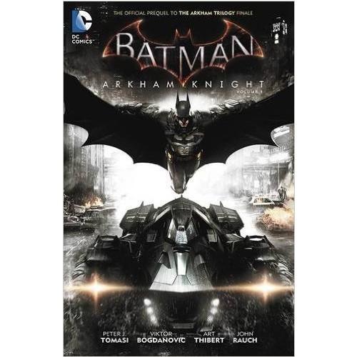 Set Batman: Arkham Knight HC Vol 01-03 - 1