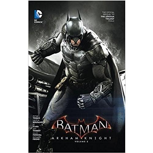 Set Batman: Arkham Knight HC Vol 01-03 - 2