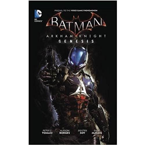 Set Batman: Arkham Knight HC Vol 01-03 - 3